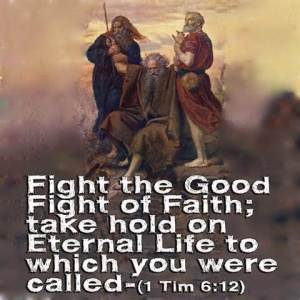 fight of faith